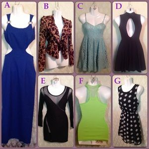 Dresses & Skirts - Dresses & Things: Pick 1 (or 5)